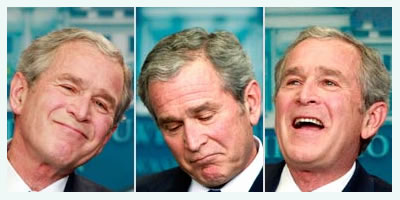 Facesofbush