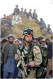Soldier-afghan