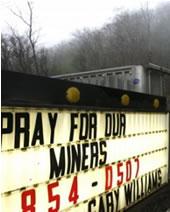 Prayforminers