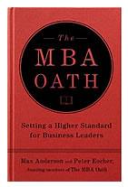 Mba-oath-book