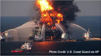Deepwater-fire